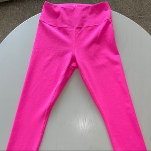 IVL collective chi chi leggings neon pink size 6